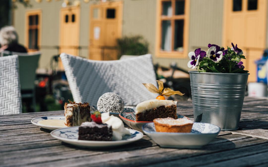 CAFÈET STÄNGT 20 JULI
